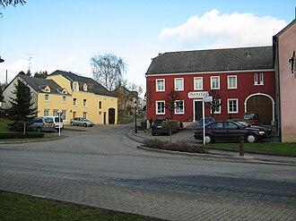 Nospelt - Nospelt: Centre of the village