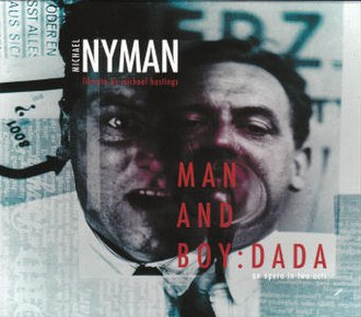 Man and Boy: Dada - Image: Nymandada