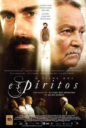 O Filme dos Espíritos - Brazilian theatrical poster