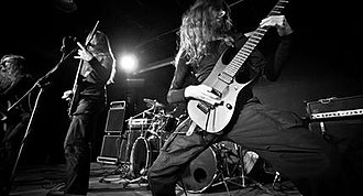 Obscura (band) - Image: Obscura Band 2012