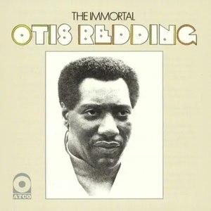 The Immortal Otis Redding - Image: Otisimmortal