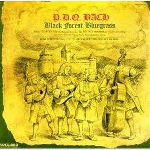 Black Forest Bluegrass - Image: PDQ Bach Black Forest Bluegrass