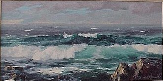 Marshall Merritt - Pacific Green Waters