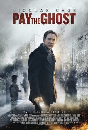 Pay the Ghost - Theatrical release poster