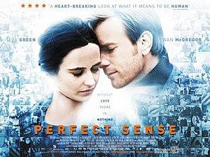 Perfect Sense - UK theatrical poster