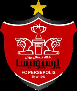 Persepolis F.C. Association football club in Tehran, Iran