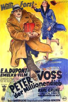 Peter Voss, Thief of Millions (1932 film).jpg
