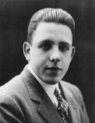 Francis Poulenc - Poulenc in the early 1920s