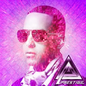 Prestige (album) - Image: Prestige by Daddy Yankee cover art