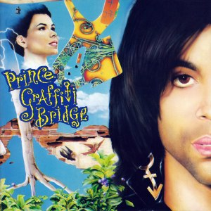 Graffiti Bridge (album) - Image: Prince Graffiti