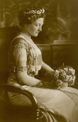 Princess Isabella Antonie of Croÿ - Princess Isabella in 1912