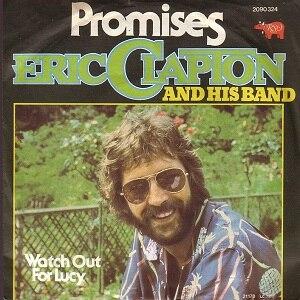Promises (Eric Clapton song) - Image: Promises LP Cover
