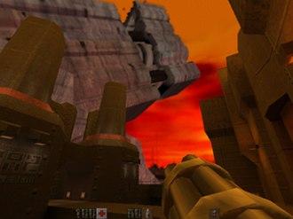 Quake II - Image: Quake 2b
