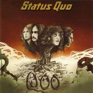 Quo (Status Quo album) - Image: Quo Status Quo album cover