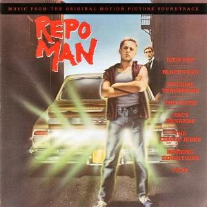 Repo Man (film) - Image: Repo Man CD cover