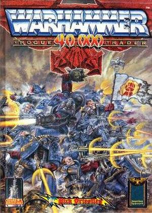 Warhammer 40,000 - Rogue Trader - the first edition of Warhammer 40,000