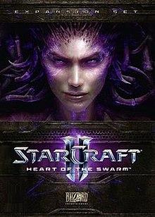 StarCraft II: Heart of the Swarm - Wikipedia