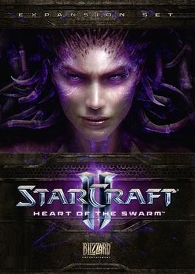 Picture of a game: Starcraft II: Heart Of The Swarm