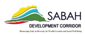 Sabah Development Corridor - The logo of SDC.
