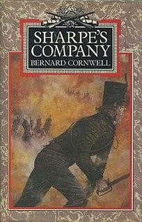 book by Bernard Cornwell