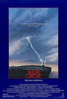 Short Circuit (1986 film poster).jpg