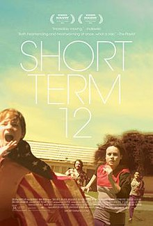 Short Term 12 Theatrical Poster