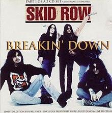 down on skid row