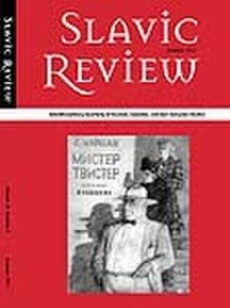 Slavic Review - Image: Slavic Review Sum 2011 cover