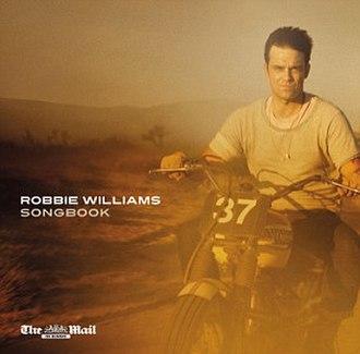Songbook (Robbie Williams album) - Image: Songbookrobbie