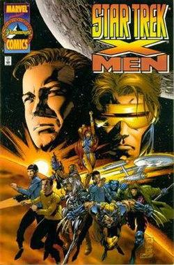 Star Trek X Men Wikipedia