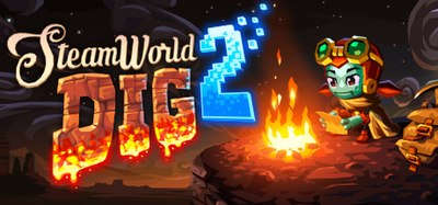 Picture of a game: Steamworld Dig 2