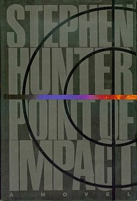 Cover to the US paperback