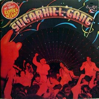 Sugarhill Gang (album) - Image: Sugarhill Gang