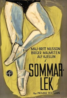 <i>Summer Interlude</i> 1951 film by Ingmar Bergman