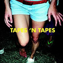 Tapes 'n Tapes - Outside -2011-.jpg