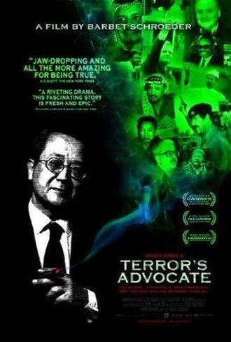 Terror's Advocate - Image: Terror's Advocate