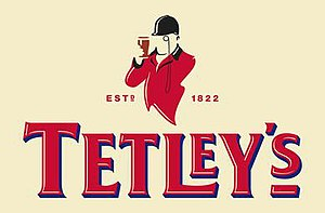 Tetley's Brewery - Image: Tetleylogo 2011