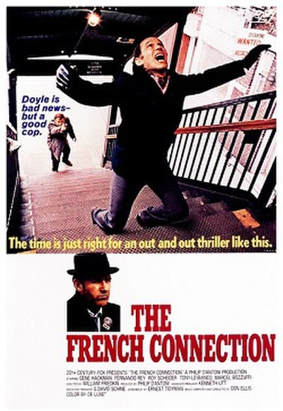 Picture of a movie: The French Connection
