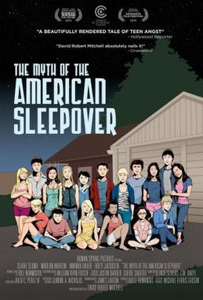 Picture of a movie: The Myth Of The American Sleepover