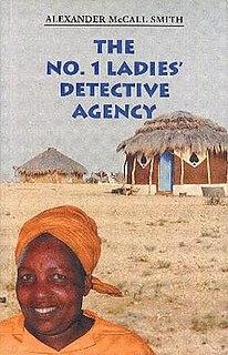 <i>The No. 1 Ladies Detective Agency</i> (novel)