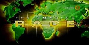 The Amazing Race 3 (Latin America) - Image: The Amazing Race (Latin America) title card