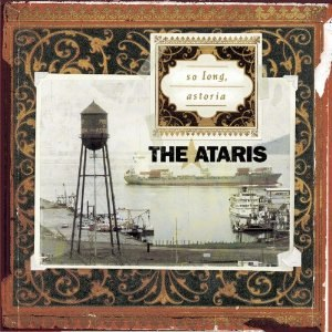 So Long, Astoria - Image: The Ataris So Long, Astoria cover