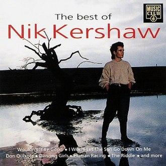 The Best of Nik Kershaw - Image: The Best of Nik Kershaw
