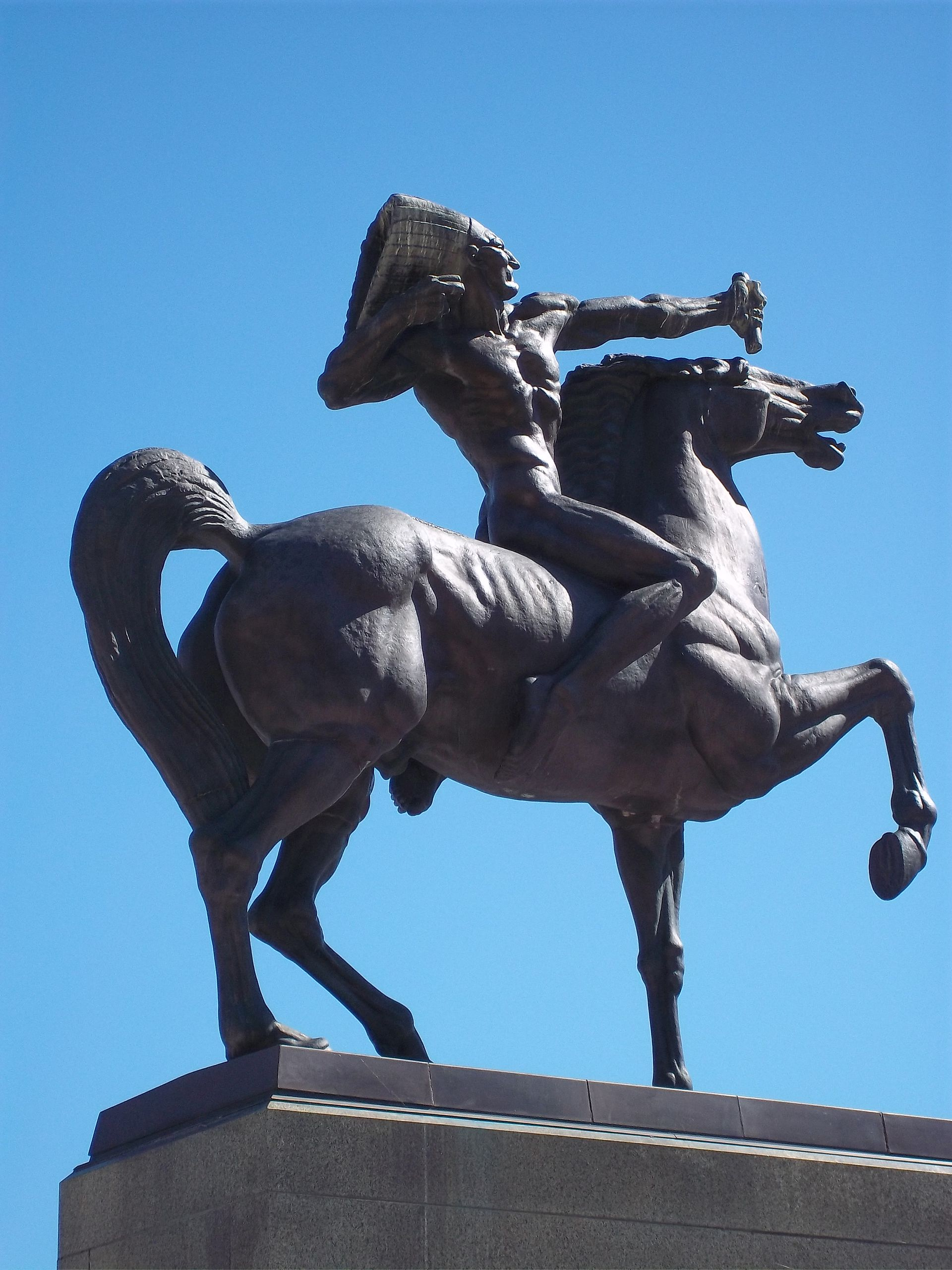 The Bowman And The Spearman Wikipedia