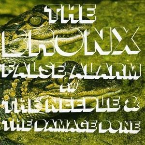 False Alarm (The Bronx song) - Image: The Bronx False Alarm cover