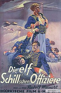<i>The Eleven Schill Officers</i> (1932 film) 1932 film