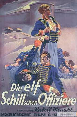 The Eleven Schill Officers (1932 film) - Image: The Eleven Schill Officers (1932 film)