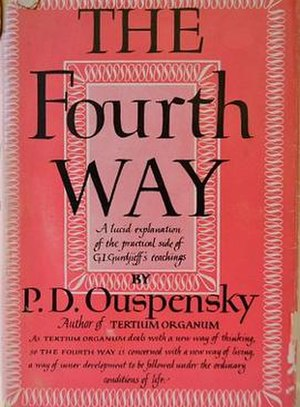 The Fourth Way (book) - First edition
