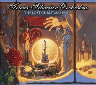 <i>The Lost Christmas Eve</i> 2004 studio album by Trans-Siberian Orchestra