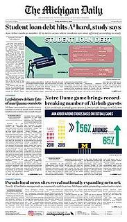 <i>The Michigan Daily</i>